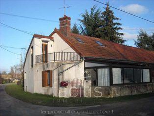 Annonce vente Maison avec garage la chapelle-hugon