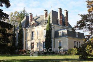 Annonce vente Château cérilly