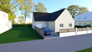 Annonce vente Maison avec garage saint-planchers