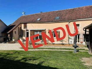 Annonce vente Maison champlay