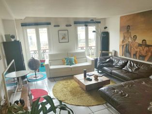 Annonce location Appartement en duplex paris 4eme arrondissement