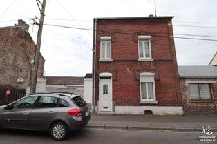 Annonce vente Maison avec garage fourmies