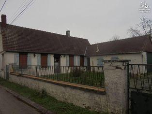 Annonce vente Maison beaufort-blavincourt