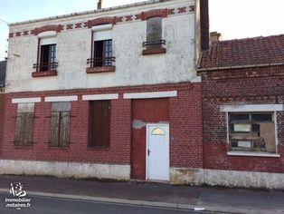 Annonce vente Maison avec garage woincourt