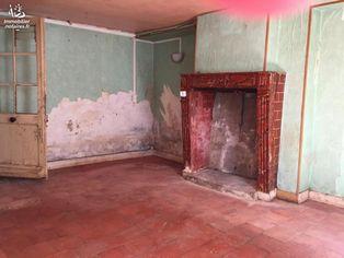 Annonce vente Maison avec cheminée beaumont-sur-sarthe