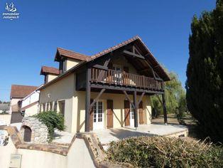 Annonce vente Maison avec garage saint-germain-des-fossés