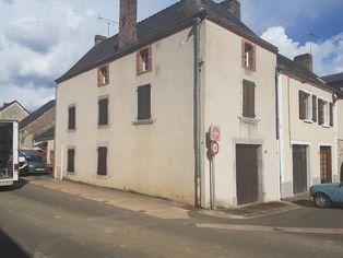 Annonce vente Maison avec cave blandouet-saint jean