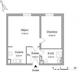 Annonce location Appartement lieusaint