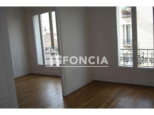 Appartement a louer boulogne-billancourt - 4 pièce(s) - 74 m2 - Surfyn