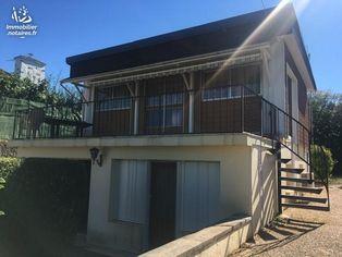 Annonce vente Maison avec garage luzy