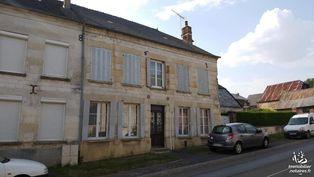 Annonce vente Maison avec terrasse chaourse
