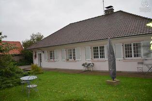 Annonce vente Maison avec terrasse bergueneuse