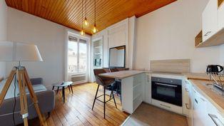 Annonce location Appartement avec cuisine équipée lyon 3eme arrondissement