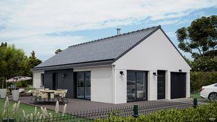 Annonce vente Maison avec garage la ville-ès-nonais