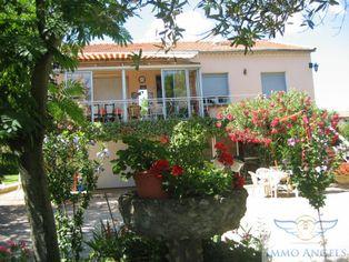 Annonce vente Maison avec garage saint-julien-les-rosiers