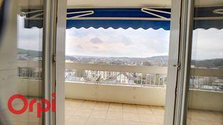 Annonce vente Appartement avec terrasse cusset