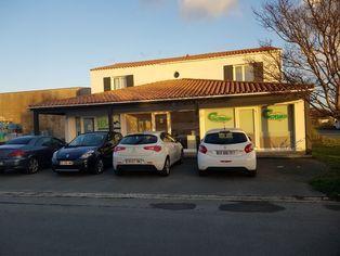Annonce location Bureau saint-pierre-d'oléron