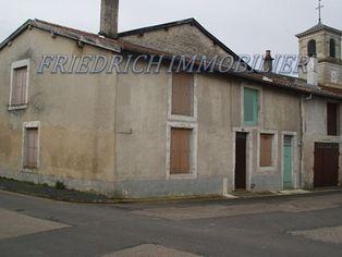 Annonce vente Maison avec garage montiers-sur-saulx