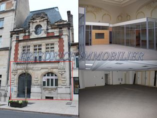 Annonce location Local commercial avec cave bar-le-duc