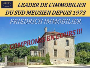 Annonce vente Maison avec cave houdelaincourt