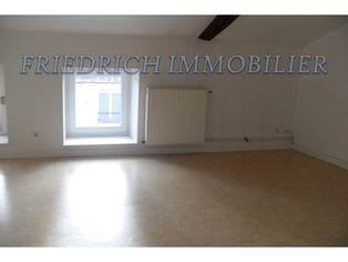 Annonce location Appartement avec double vitrage commercy