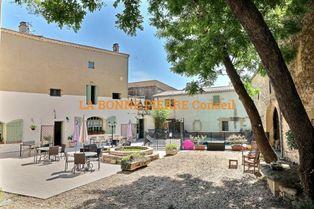 Annonce vente Immeuble avec terrasse montaren-et-saint-médiers