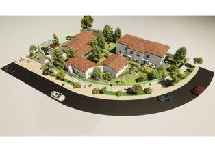 Annonce vente Appartement avec terrasse launaguet