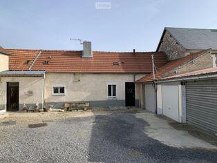 Annonce vente Maison avec garage mont-sur-courville