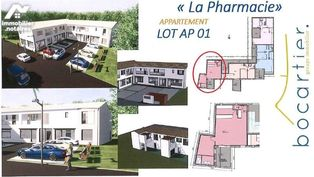 Annonce vente Appartement marsilly
