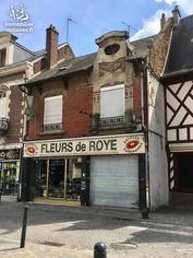 Annonce vente Immeuble avec grenier roye