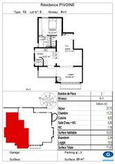 Annonce vente Appartement au calme ducos