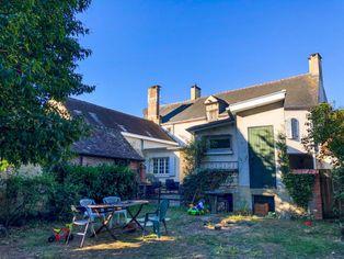 Annonce vente Maison avec garage tuffé