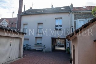 Annonce vente Appartement avec cave herblay