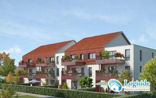 Annonce vente Appartement avec terrasse grandvillars