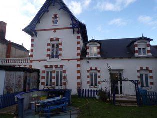 Annonce vente Maison avec terrasse saint-florent-sur-cher