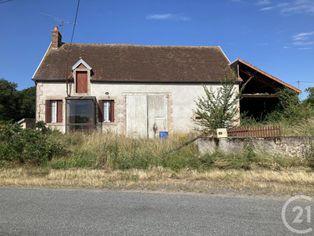 Annonce vente Maison avec grange huriel