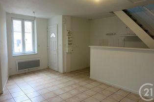 Annonce location Appartement en duplex commentry