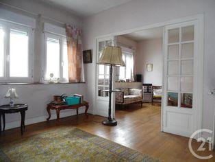 Annonce vente Appartement avec garage montluçon