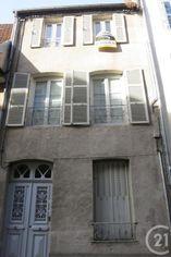 Annonce location Appartement avec terrasse montluçon