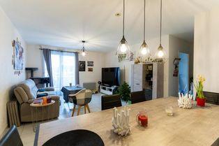 Annonce vente Appartement avec terrasse ballan-miré