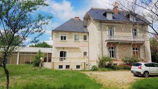 Annonce vente Maison avec piscine artannes-sur-indre