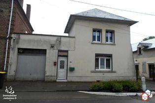 Annonce vente Maison avec garage wassigny