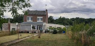 Annonce vente Maison avec garage le cateau-cambrésis