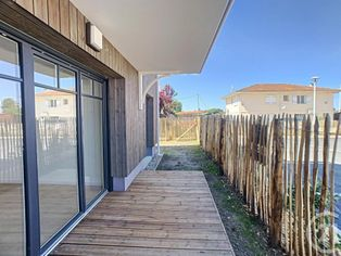 Annonce location Appartement avec terrasse biscarrosse