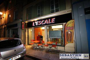 Annonce vente Local commercial avec mezzanine troyes