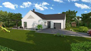 Annonce vente Maison avec garage saint-aubin-le-cauf