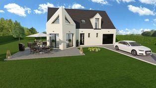 Annonce vente Maison avec garage le neubourg