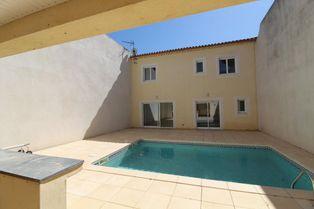 Annonce vente Maison avec piscine autignac
