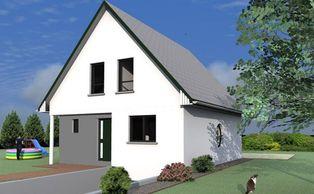 Annonce vente Maison avec garage issenheim