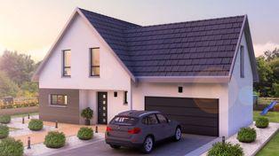 Annonce vente Maison avec garage sausheim